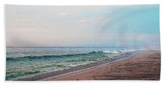 Beach Sentry Bath Towel