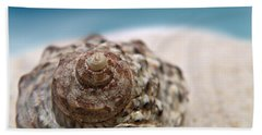 Beach Treasure Bath Towel by Micki Findlay