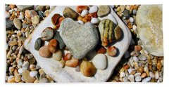 Beach Treasures Bath Towel