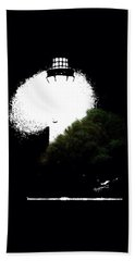 Bath Towel featuring the digital art Beacon Of Light by Anthony Fishburne