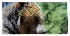Bear Bath Towel