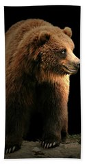 Bear Essentials Hand Towel by Diana Angstadt