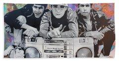 Beastie Boys Hand Towel