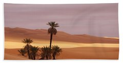 Beautiful Desert Hand Towel