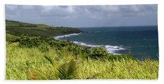 Beautiful Island Of St. Kitts Bath Towel