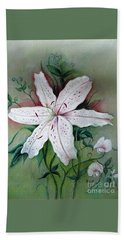 Beauty For Ashes Hand Towel by Hazel Holland