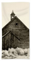 Behind The Steeple By Diana Sainz Bath Towel
