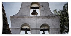 Bells Of Mission San Diego Too Hand Towel