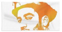 Ben Harper Pop Art Hand Towel