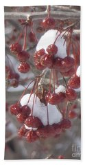 Berry Basket Hand Towel
