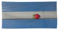 Berry Blues Hand Towel