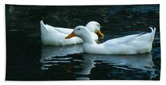 Best Of Friends Bath Towel