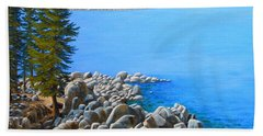Beyond Secret Cove Hand Towel