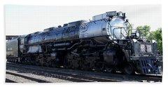 Big Boy - Union Pacific Railroad Bath Towel