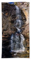 Big Bradley Falls 2 Bath Towel by Chris Flees