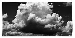 Big Cloud Bath Towel