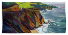 Big Sur 1 Hand Towel