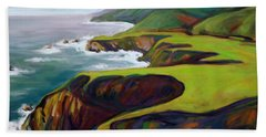 Big Sur 2 Hand Towel