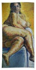 Big Woman Bath Towel