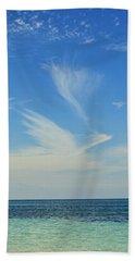 Bird Cloud Bath Towel
