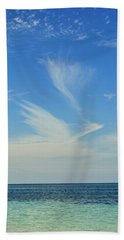 Bird Cloud Hand Towel