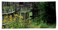 Black-eyed Susans Hand Towel by Cathy Harper