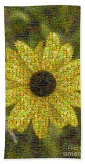 Blackeyed Suzy Mosaic Hand Towel