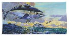 Blackfin Bust Off00116 Hand Towel