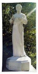 Blessed Francis Xavier Seelos C.ss.r. - New Orleans La  Bath Towel