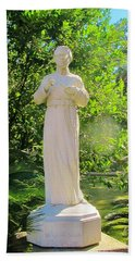 Blessed Francis Xavier Seelos C.ss.r. - New Orleans La   Hand Towel by Deborah Lacoste