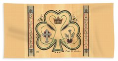 Blessed Trinity Hand Towel