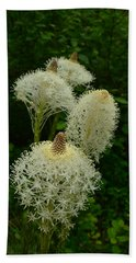 Blooming Bear Grass Hand Towel