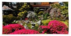Blooming Gardens 2 Bath Towel