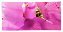 Bath Towel featuring the photograph Blossoming Beauty by Robyn King