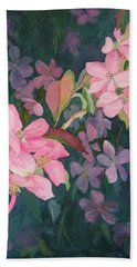 Blossoms For Sally Hand Towel