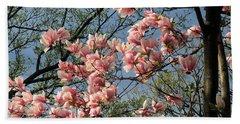 Cherry Blossom Time Hand Towel