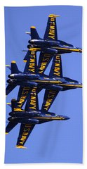 Blue Angels II Hand Towel