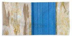 Blue Door Hand Towel