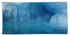 Blue Grotto Bath Towel
