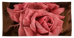 Blush Hand Towel by Wallaroo Images