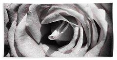 Blushing Rose Hand Towel