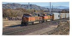 Bnsf 7454 Bath Towel