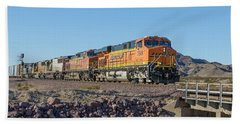 Bnsf 7649 Bath Towel