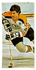Bobby Orr Bath Towel