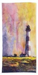 Bodie Island Lighthouse Bath Towel