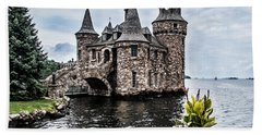 Boldt's Castle Tower Hand Towel