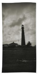 Bolivar Lighthouse Hand Towel
