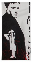 Boondock Saints Panel One Bath Towel