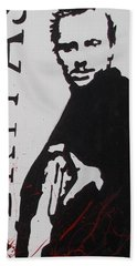 Boondock Saints Panel Two Bath Towel