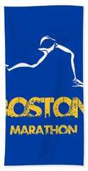 Boston Marathon2 Hand Towel